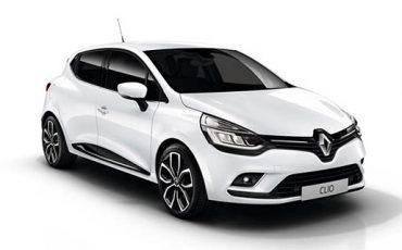 Renault Clio ou similaire