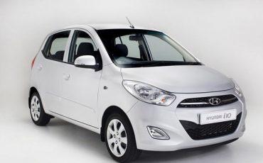 Hyundai i10 ou similaire